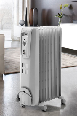 Oil Filler Radiators De Longhi Heaters